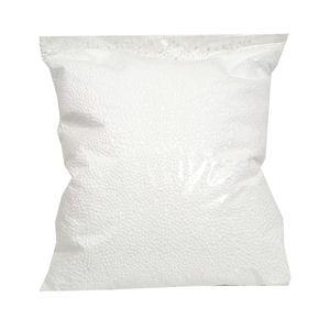 Flocos de Isopor com 100g Branco