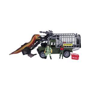 Playset Dinossauro Le 8811