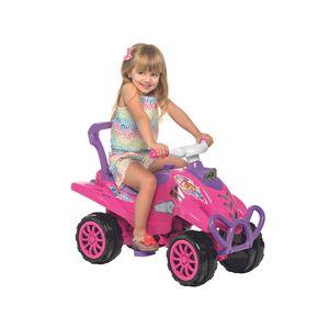 Quadriciclo Calesita Cross Turbo Pink