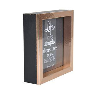 Porta-Retrato Le Sunshi 14,5x14,5cm