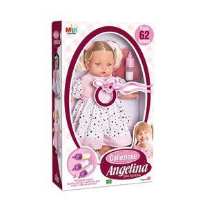 Boneca Milk Collezione Angelina Fala 62 Frases