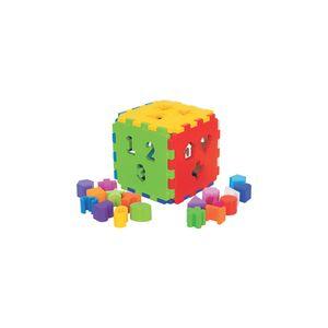 Cubo Didático Mercotoys
