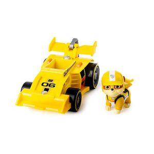 Patrulha Canina Carro Rescue Racer com Som Sunny