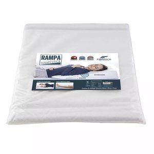 Travesseiro Anti Refluxo Fibrasca Adulto 80x60x15cm