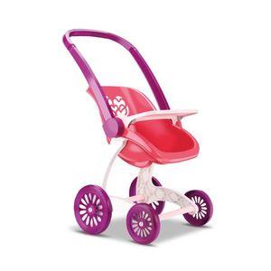 Carrinho de Boneca Confort Baby Samba Toys