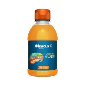 Tinta Guache Mercur Amarelo 250ml
