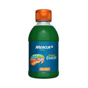 Tinta Guache Mercur Verde 250ml