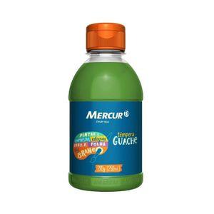 Tinta Guache Mercur Verde Folha 250ml
