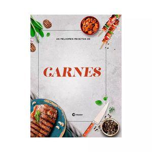 Livro Culturama As Melhores Receitas de Carnes