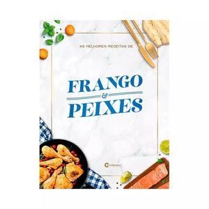 Livro Culturama As Melhores Receitas de Frangos e Peixes