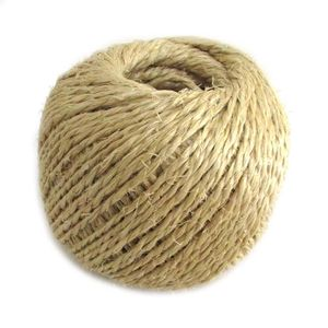 Fio Sisal Le Torcido 350/1 Fio Simples 250g Natural