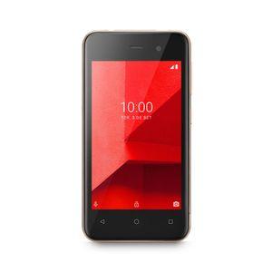 """Smartphone Multilaser e Lite 32gb Tela 4"""" Câmera Principal 5mp Dourado"""