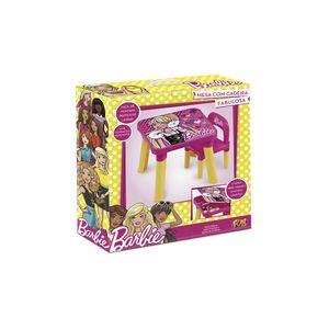 Mesa Fun Barbie com Cadeira
