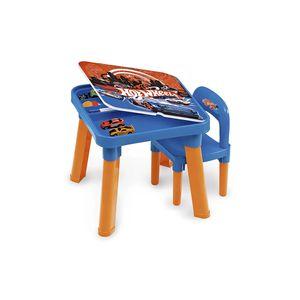 Mesa Fun Hot Wheels com Cadeira