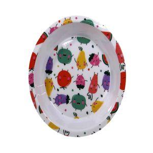 Bowl Infantil Le Funny Fruits de Melamina 400ml