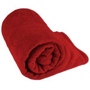 Manta Cobertor Queen Microfibra Andreza Fleece Bordô