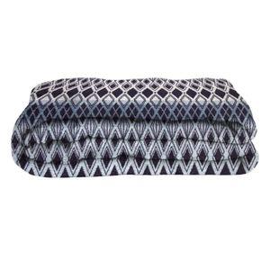 Manta Cobertor Queen Fleece Le Casa Estampada 100% Poliéster