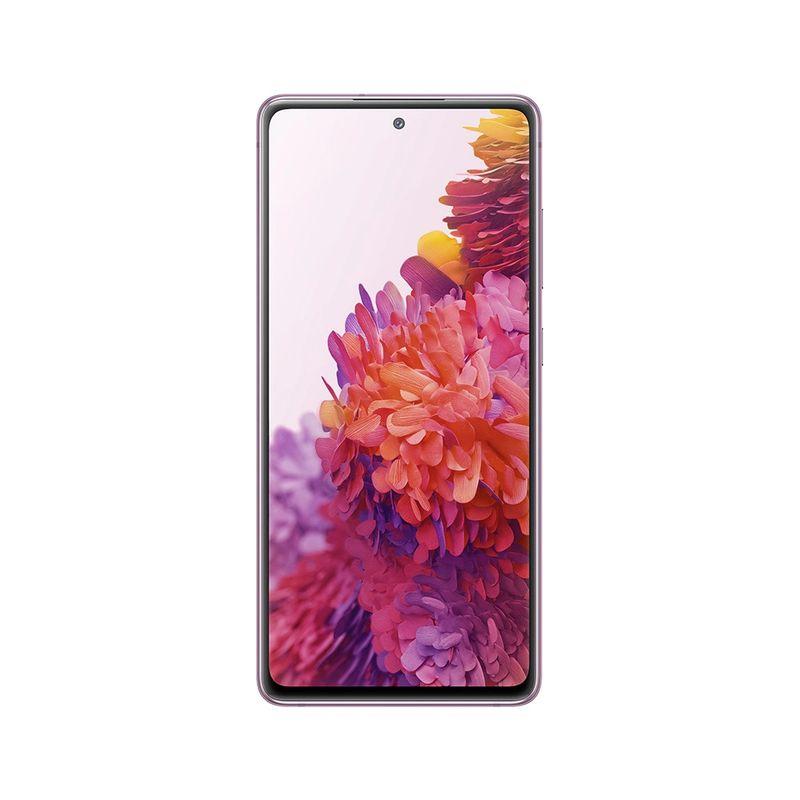 Celular Smartphone Samsung Galaxy S20 Fe G780g 128gb Lavanda - Dual Chip