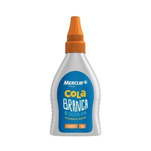 Cola Mercur Lavável Branca 40g