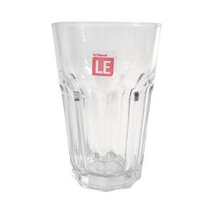 Copo Le Sena Long em Vidro Transparente 415ml