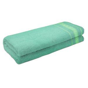 Toalha de Banho Atlântica Candy Algodão Verde 1 Peça