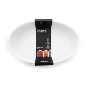 Assadeira Le Gourmet em Cerâmica Oval 28cm 1 Peça
