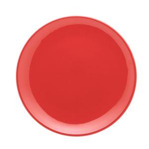 Prato Raso Oxford Unni Vermelho 26cm